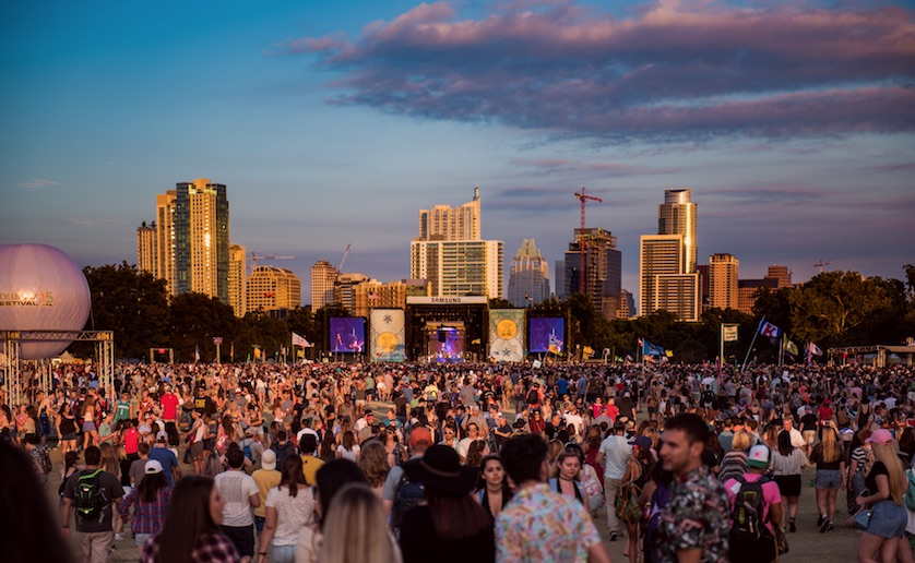 Austin City Limits music fest offers refunds after Vegas shooting