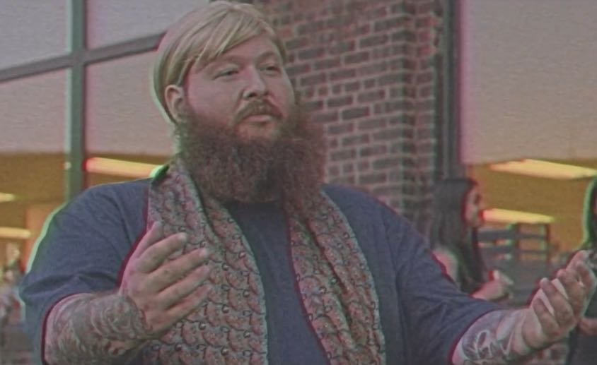 Action Bronson Is a Movie Star in