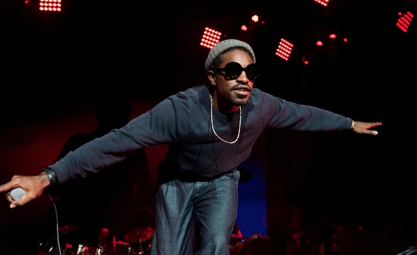 Andre 3000 Debuts Two New Songs on Mother's Day