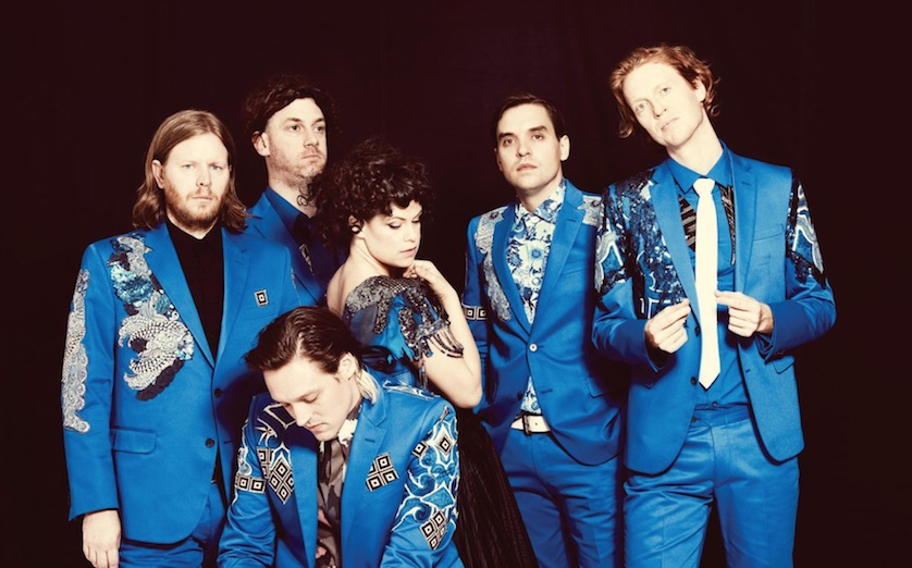 Arcade Fire drop new video for Everything Now