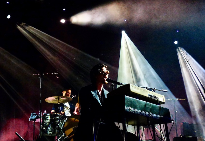 Arctic Monkeys Enter Their Moon Phase With A Sold Out Hollywood