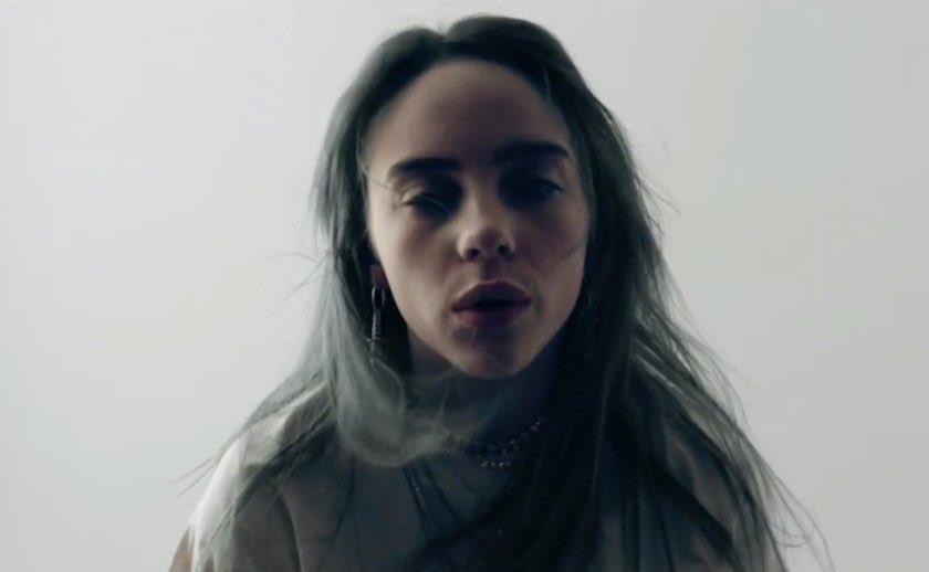 Billie Eilish announces debut album, releases new single 'bury a friend'