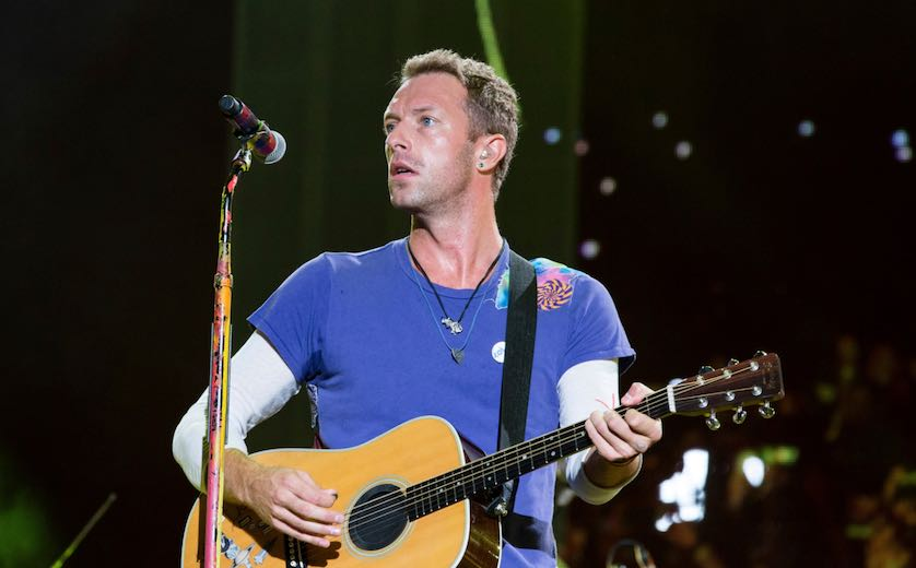 See Coldplay's Pulsating, Animated Lyric Video for 'Aliens'