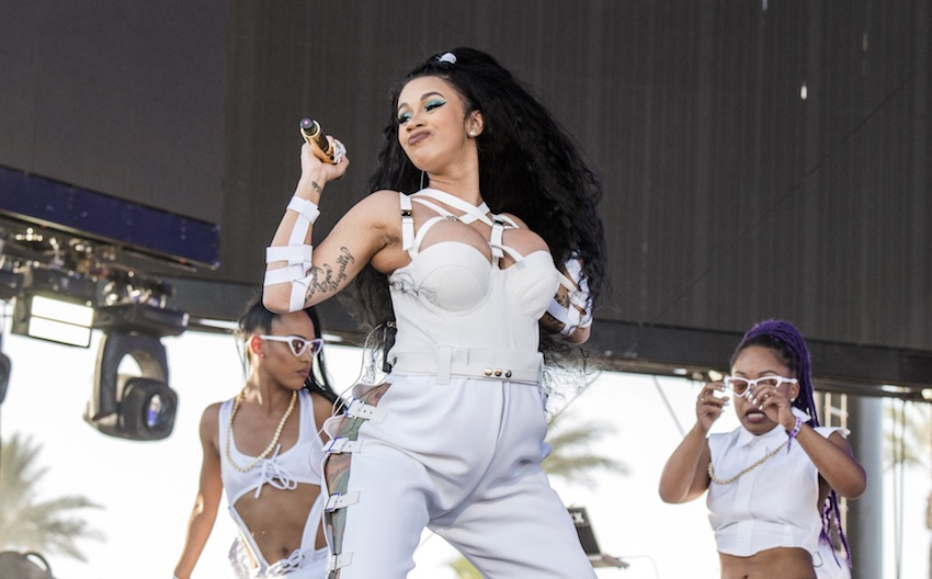Pregnant Cardi B cancels tour dates