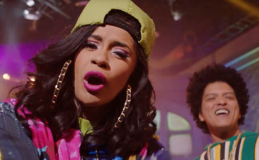 Bruno Mars Amp Cardi B S New Video Is Drippin In Finesse
