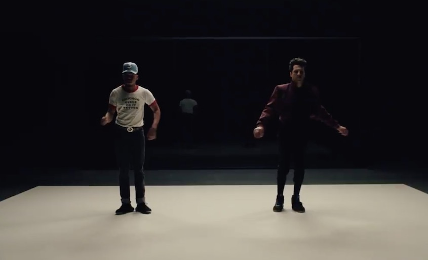 Chance the Rapper Dances Though Francis and the Lights New Video