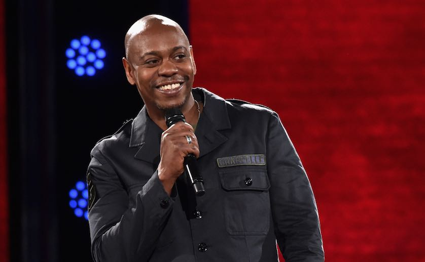 Dave Chappelle Playing Radio City Music Hall With Chris