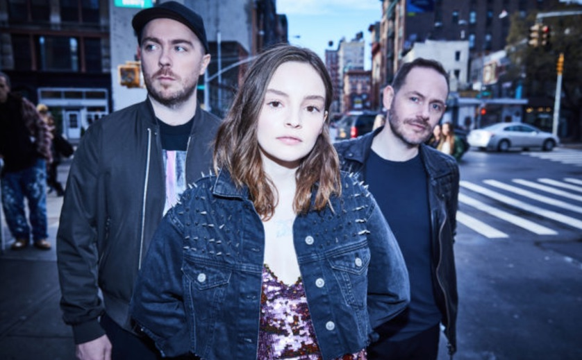 Listen to Chvrches new song