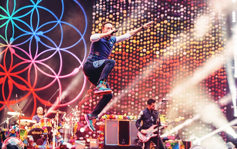 Coldplay celebrate Chris Martin's 40th birthday by releasing new song