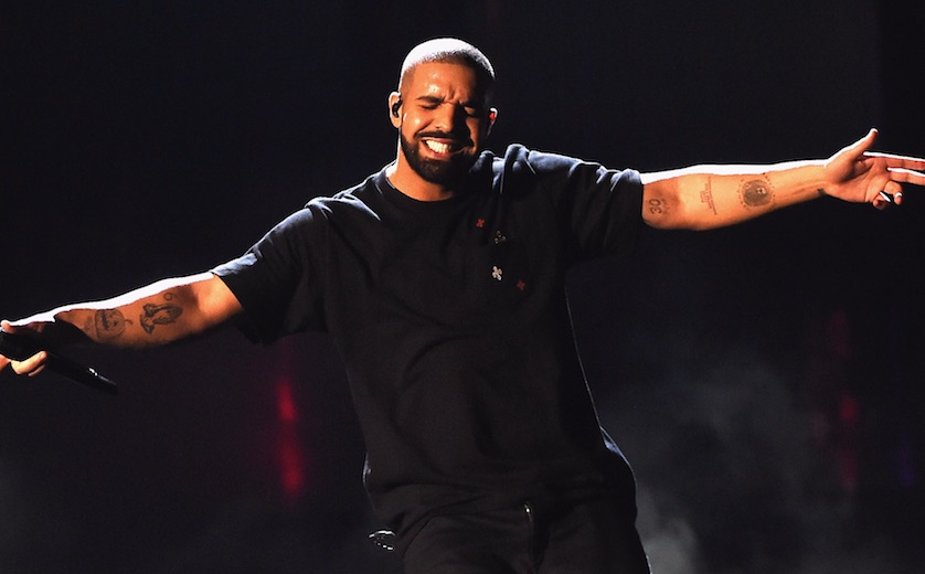 Drake Kicks Off The Weekend With New Music
