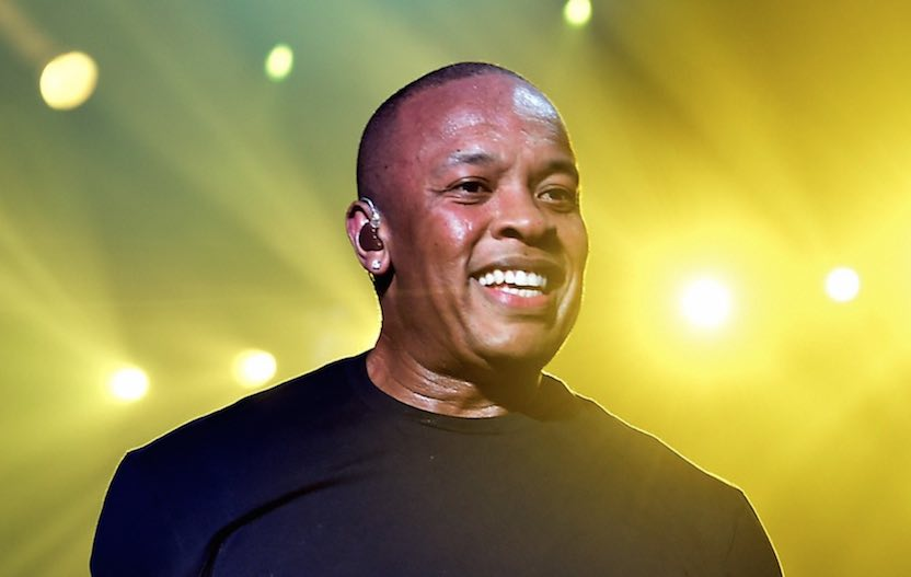 Dr. Dre pledges $10M for Compton High performing arts center