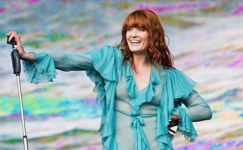 Florence and the Machine Releases New Single, Announces Album