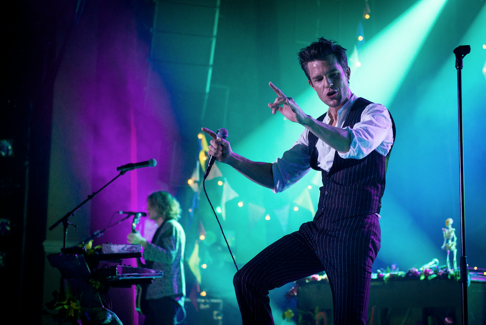 Listen: The Killers Release New Christmas Single & Holiday Compilation