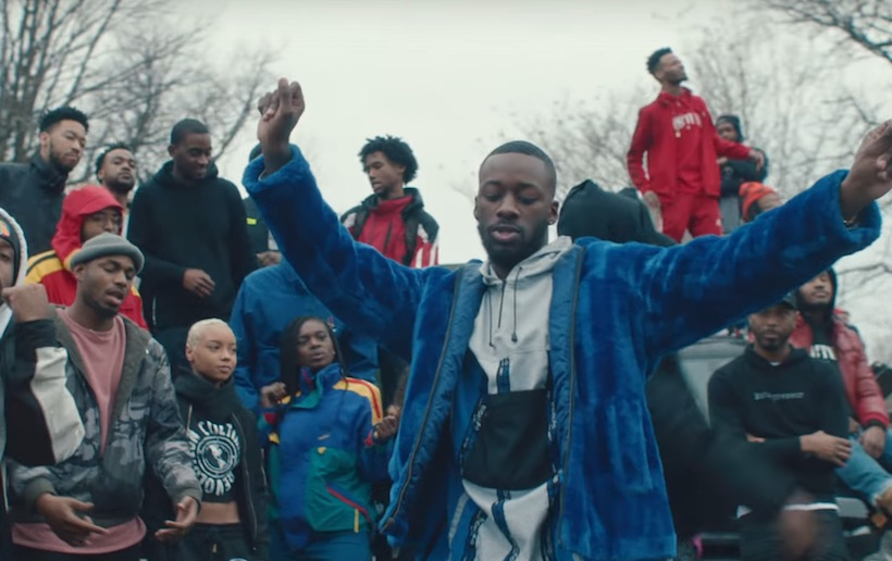 Watch: GoldLink Releases Video for 'Crew,' Featuring Brent ...