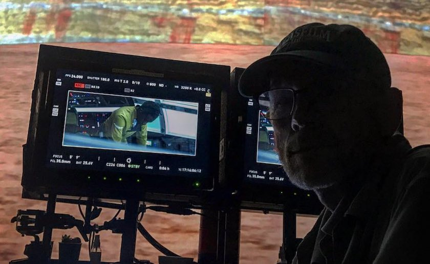 Ron Howard shares Han Solo Star Wars movie set photo with Chewbacca