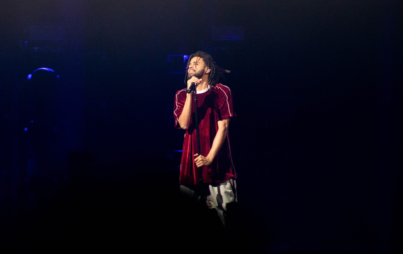 J. Cole Responds to New Song Backlash, Confirms It's About Noname
