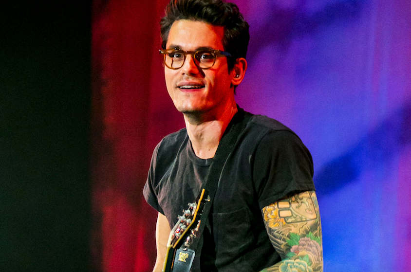 John Mayer Debuts New Single 'Love on the Weekend', Announces 2017 Tour