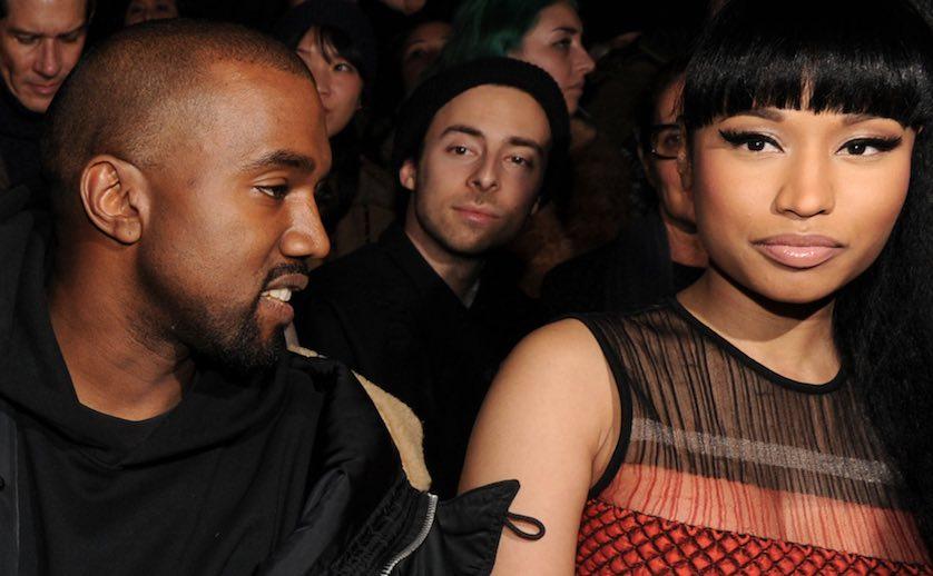 Nicki Minaj 'Fought' Kanye West to Keep 'Monster' on His Album
