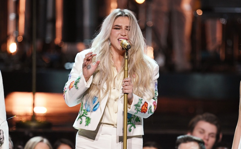 Kesha Postpones Tour Dates After Tearing Her ACL
