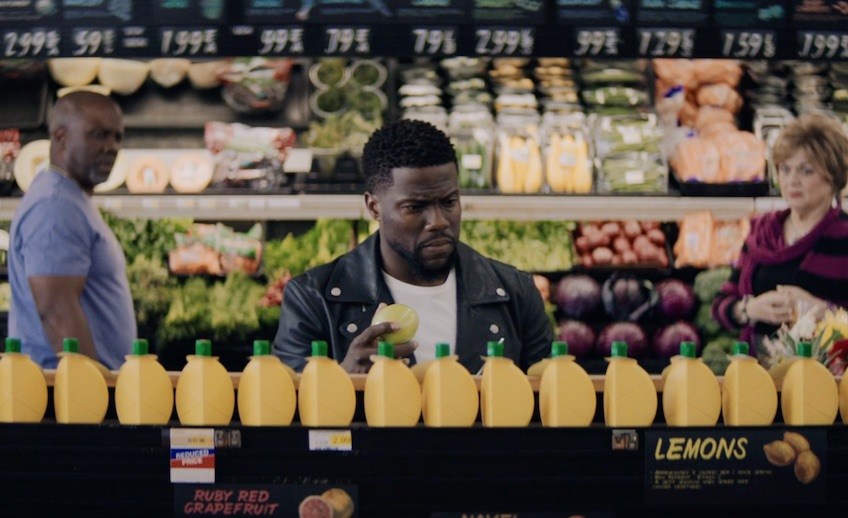 Kevin Hart Takes on His Cheating Scandal in J