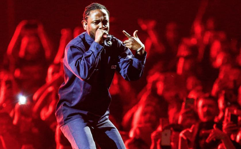 Kendrick Lamar to perform halftime College Football Playoff concert