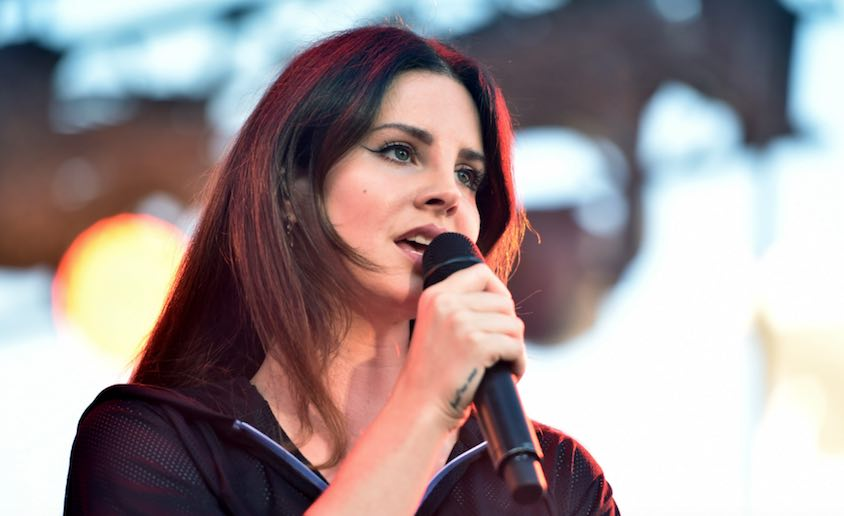 Lana Del Rey: I don't sing aggressive lyrics anymore