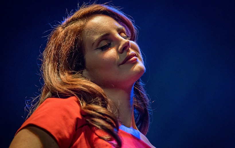 Lana Del Rey 'Love' Promotional Posters Are Popping Up Out of