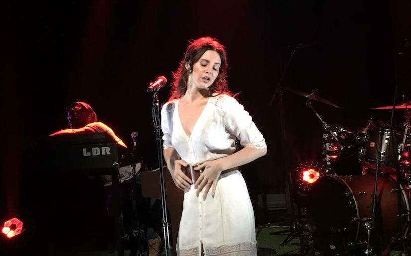 Watch Lana Del Rey Perform