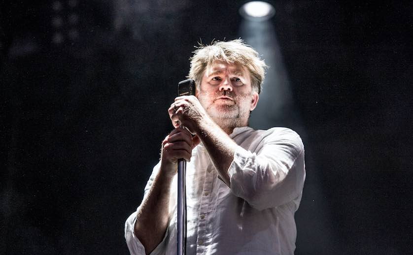 LCD Soundsystem's 'American Dream' tops Billboard chart at No. 1