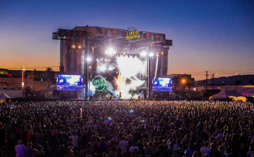 Life Is Beautiful 2018 Lineup: See The Full Roster