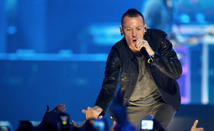 Chester Bennington of Linkin Park Dead at 41