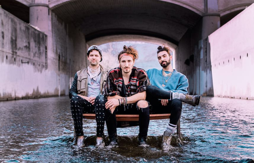 Magic Giant on Debut Album, Need to Keep Their Heads Up