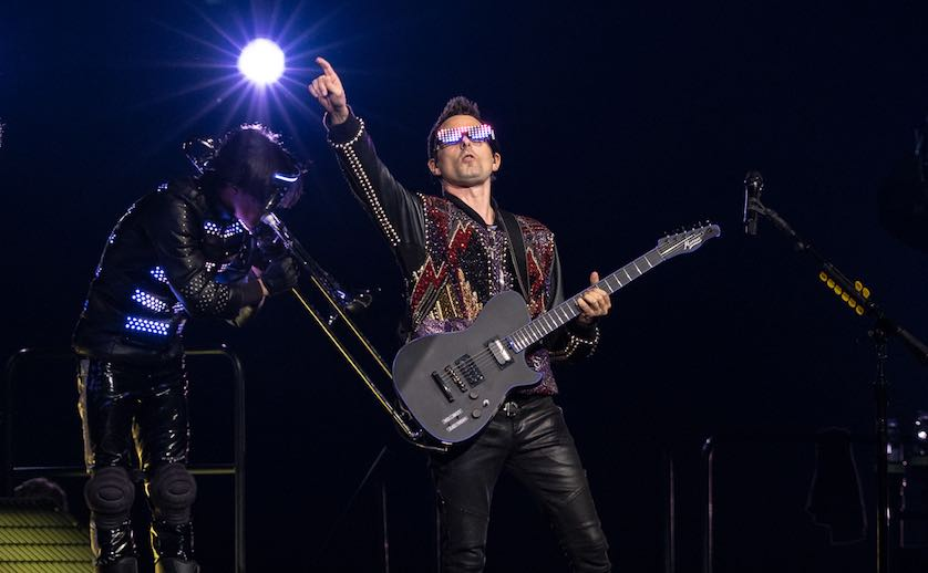 In photos: Muse brings 'Simulation Theory' to Chicago