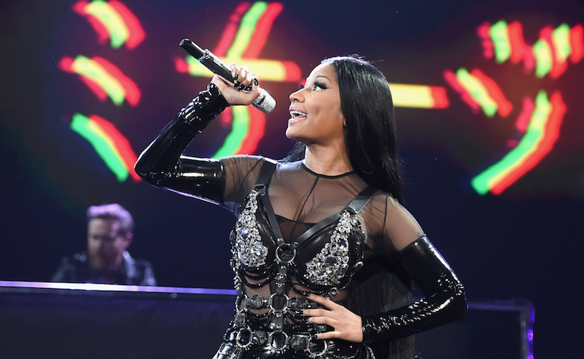Nicki Minaj to perform at NBA Awards Show in New York City