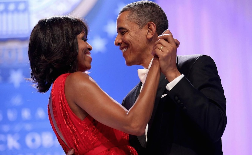 Michelle Obama Made a Valentine's Day Playlist for Barack and It's wonderful