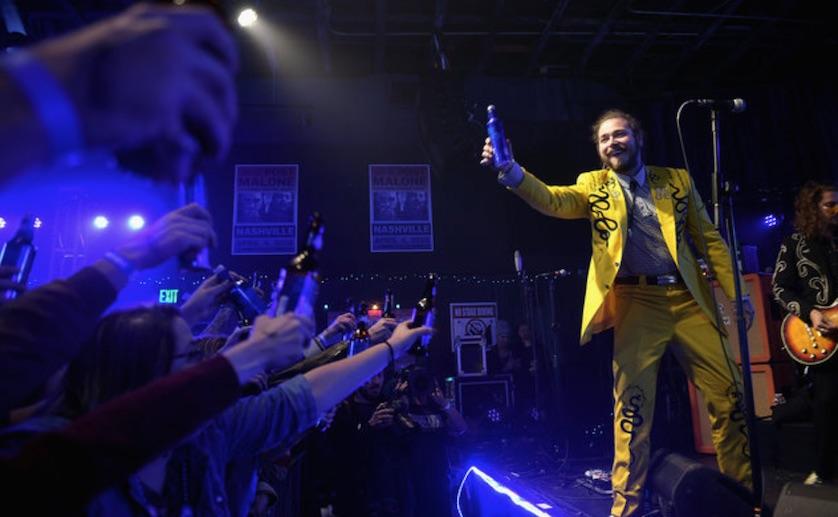 Post Malone S Album Beerbongs Amp Bentleys Has A Release Date