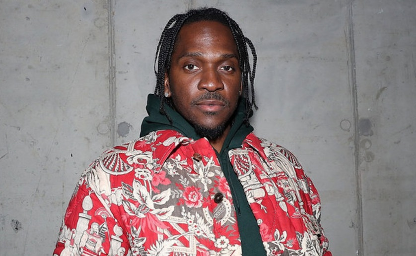 Kanye West Reportedly Paid $85k For Pusha T's