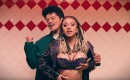 Cardi B & Bruno Mars take over a diner in their 'Please Me' video