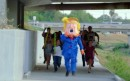 Neon Indian fights Trump piñata in his playful but poignant 'Toyota Man' video