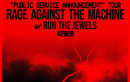 Rage Against the Machine going on tour with Run the Jewels