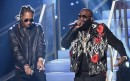 Rick Ross & Future Link Up for 'Green Gucci Suit'