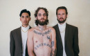 Sir Sly loses religion and finds something bigger on 'Material Boy'