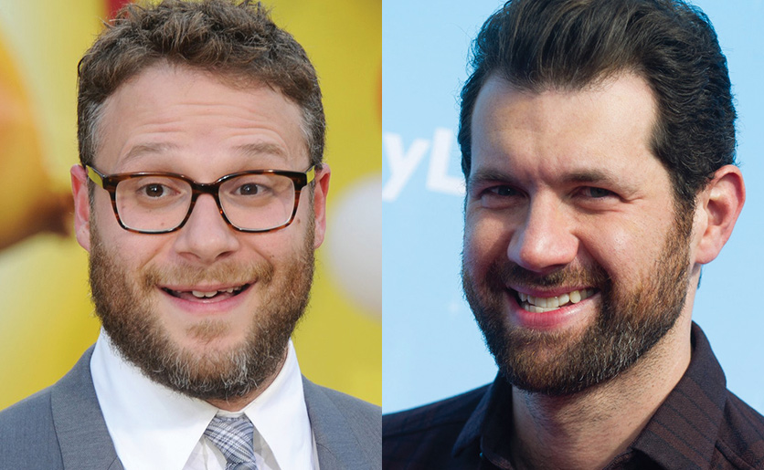 'Lion King' Casts Seth Rogen And Billy Eichner For Pumbaa And Timon