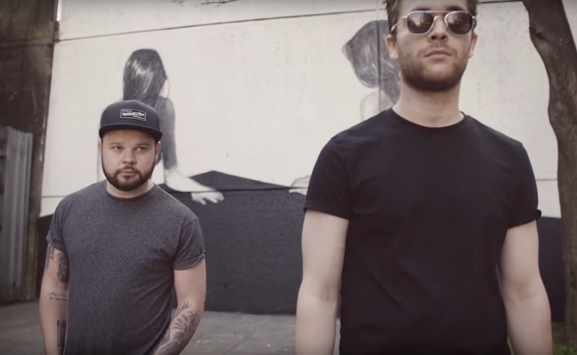 Resultado de imagen de royal blood mural video