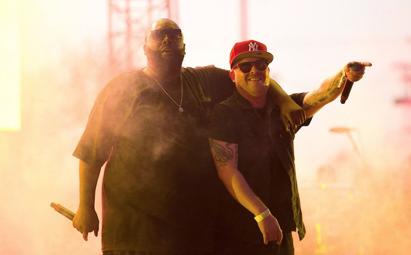 Run the Jewels Releases New Album