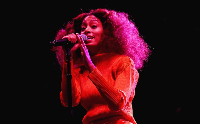 Solange schedules Hurricane Harvey relief benefit shows