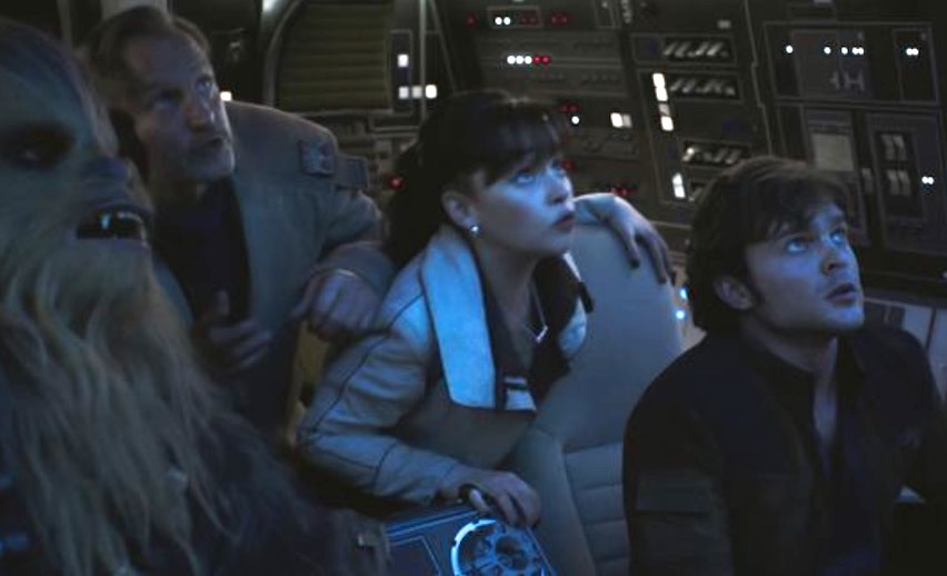 The Internet Reacts To 'Solo: A Star Wars Story' Super Bowl Spot