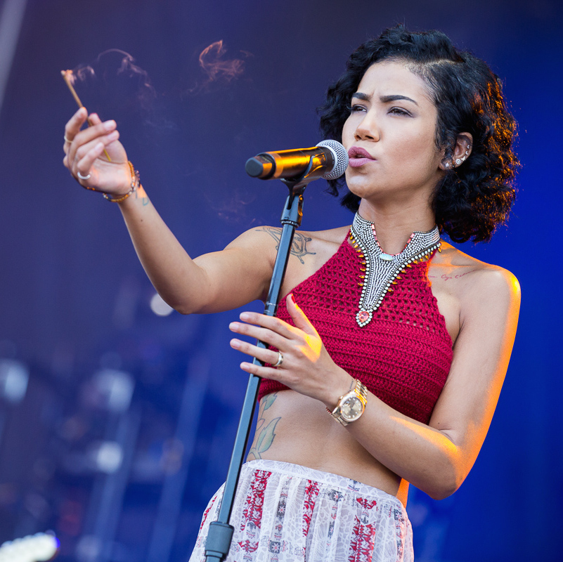 Jhené Aiko Reveals Dates for Enter the Void Tour