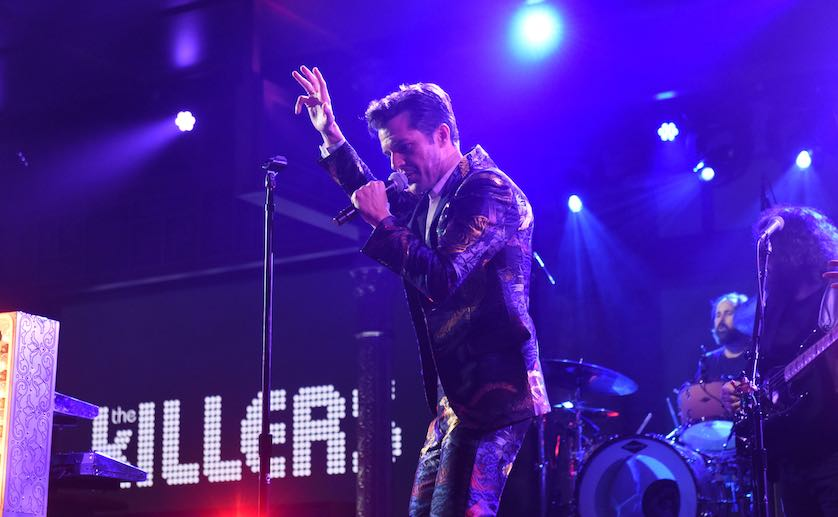 The Killers score first No.1 USA album with 'Wonderful Wonderful'