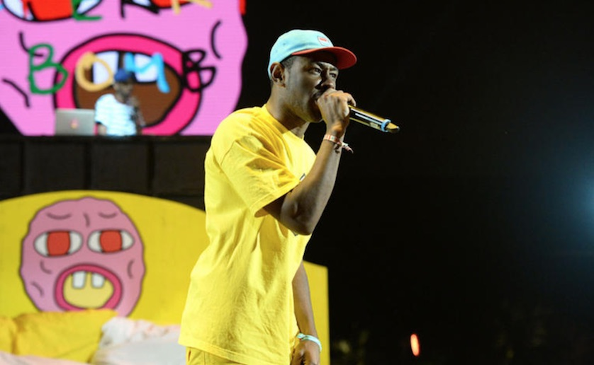 Tyler, The Creator Reveals 2017 Camp Flog Gnaw Carnival Lineup